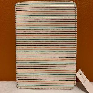 Fossil Ipad Mini Case Easel Stripe Colorful Easel